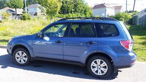 2009 Subaru Forester VUS