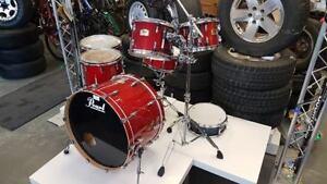 Pearl Session Studio Classic drum kit **haut de gamme**
