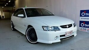 2003 Holden Commodore VY SS White 4 Speed Automatic Sedan Virginia Brisbane North East Preview