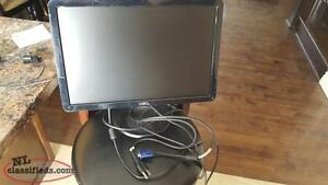 """Dell 19"""" LED computer monitor S1909WXF"""