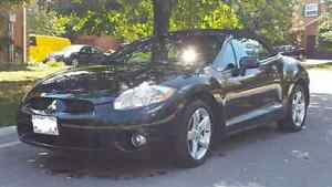 2007 Mitsubishi Eclipse Spider GS Convertible