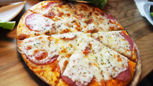 Unique Pizza Franchise Opportunity Expanding into Calgary