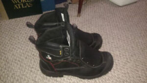 SIZE 14 STEEL TOE