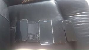 NEED ALL GONE ASAP ! Selling all phones as one,  none separate ?