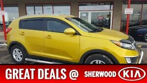 2011 Kia Sportage AWD LX Accident Free,  Heated Seats,  Bluetoot