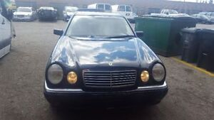 1999 Mercedes E55 AMG E Class - Part Out / Parting out