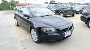 2007 Volvo C70 M Series MY07 T5 Blue 5 Speed Sports Automatic Convertible St James Victoria Park Area Preview