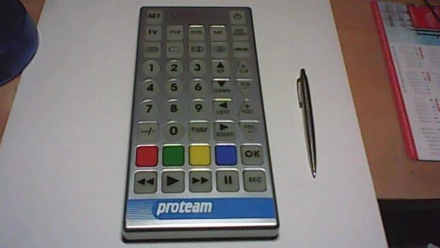 Jumbo Universal Remote Control 28cm By 13cm In Brighton East