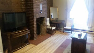 long/short term lease - 1 bedroom+den -Downtown