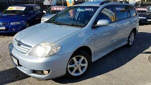 2006 Toyota Corolla ZZE122R MY06 Levin Silver 4 Speed Automatic Wagon Maidstone Maribyrnong Area Preview