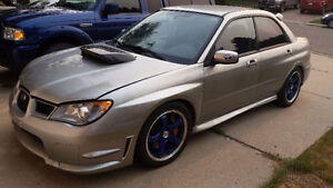 2006 Wrx STi with recent 100k work and more!