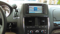 DODGE CARAVAN DVD GPS BACKUP CAMERA INCLUDING INSTALL $660