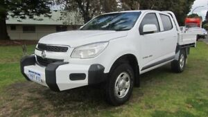 2016 Holden Colorado RG MY16 LT Crew Cab White 6 Speed Sports Automatic Utility Welshpool Canning Area Preview