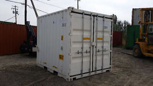 Different sizes of Storage Containers (Sea Cans)