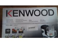 Kenwood food processorBNIB