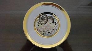 24ct Gold Edged Chokin Display Plate North Parramatta Parramatta Area Preview