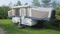2008 Fleetwood 10' Tent Trailer
