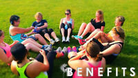 OUTDOOR BOOTCAMP - STARTING MAY 25TH!