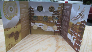 Boreal Forest Coin Gift Set