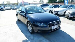 2010 Audi A4 B8 8K MY10 Multitronic Blue 8 Speed Constant Variable Sedan St James Victoria Park Area Preview