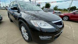 2008 Mazda CX-9 TB10A1 Luxury Black 6 Speed Sports Automatic Wagon Maidstone Maribyrnong Area Preview