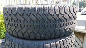 WINTER TIRES FOR SALE- GREAT CONDITION!!