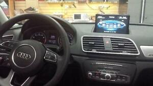 Audi Q3 OEM Fit Touch Navigation GPS Backup Reverse Camera