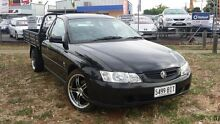 2003 Holden Commodore VY ONE Tonner Black 4 Speed Automatic Salisbury Plain Salisbury Area Preview