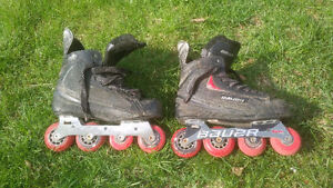 5x pairs of Inline Skates and Roller Blades - sizes Men's 5 - 11