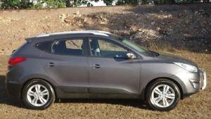 2013 Hyundai ix35 LM2 Elite AWD Grey 6 Speed Sports Automatic Wagon