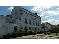 Full Time Chef Required , The Priory Portbury , LIve In Can be arranged