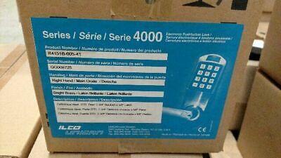 Kaba Simplex Ilco R4151b-605-41 Nos 4000 Series For Best Sfic Lcore Pol Brass
