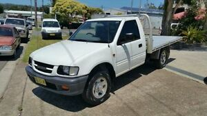 2001 Holden Rodeo TFR9 LX White 5 Speed Manual Cab Chassis Macquarie Hills Lake Macquarie Area Preview