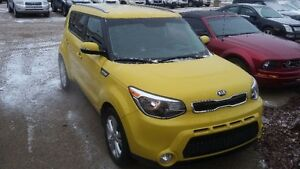 2015 Kia Soul LX  ask how  can  you can recieve 3000.00 back