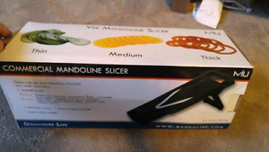 Mandoline Slicer-NEW!