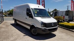 2012 Volkswagen Crafter 2EH2 MY12 50 LWB TDI340 White 6 Speed Manual Van Acacia Ridge Brisbane South West Preview