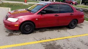 SCAMMER ALERT!2003 safety and e tested lancer 2200 Obo need gone Cambridge Kitchener Area image 1