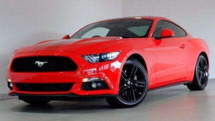 2016 Ford Mustang FM MY17 Fastback SelectShift Red 6 Speed Sports Automatic Fastback