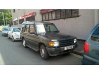 1999 T LANDROVER DISCOVERY 2.5 TDI 300 AUTOMATIC 5 DOOR