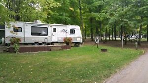 2008 Springdale Travel Trailer..