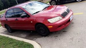 SCAMMER ALERT!2003 safety and e tested lancer 2200 Obo need gone Cambridge Kitchener Area image 2