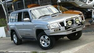 2007 Nissan Patrol GU IV MY07 ST (4x4) Charcoal 4 Speed Automatic Wagon Homebush Strathfield Area Preview