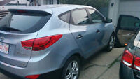 2010 Hyundai Tucson gls SUV,  AWD 58000KM new winter tires