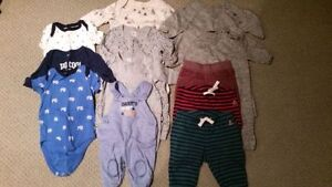 Baby Clothing (worn by twin boys)