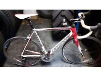 2008 cannondale racing bike