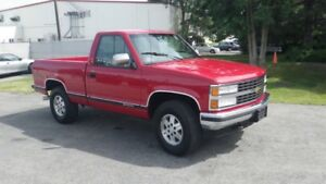WANTED: Chevy K1500