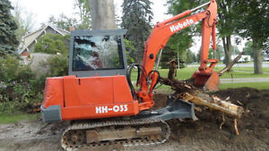 Kubota Excavator for Sale London Ontario image 1