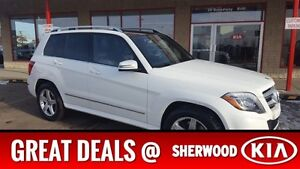 2015 Mercedes-Benz GLK-Class AWD LEATHER NAV Diesel,  Accident F