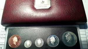 90th ANNIVERSARY PROOF COIN SETS
