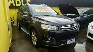 2014 Holden Captiva Black Sports Automatic Wagon Dandenong Greater Dandenong Preview
